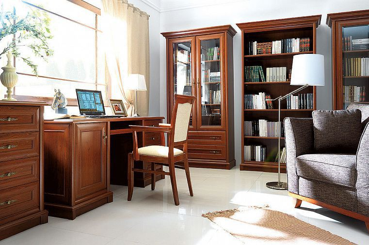 nábytek Kent, obývací pokoj, ložnice, pracovna